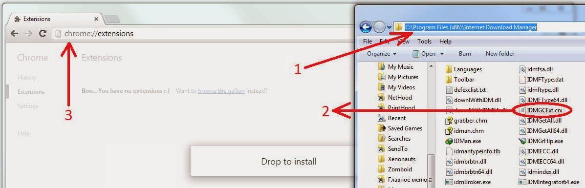 Cara Mengatasi Tombol IDM Tidak Muncul Di Google Chrome