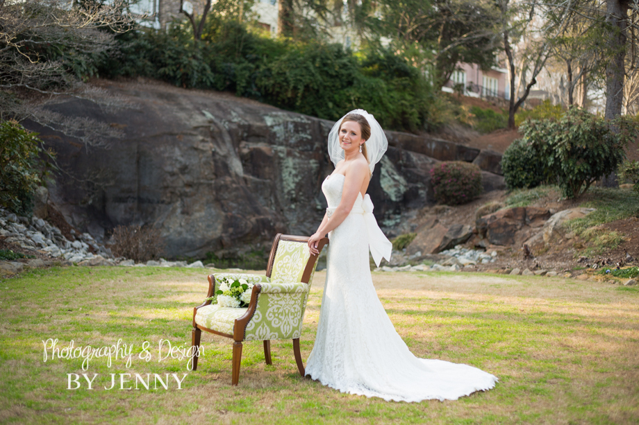 Rock Quarry Garden Greenville Sc Bridal Mrs Will Shuler Photography And Design By Jenny