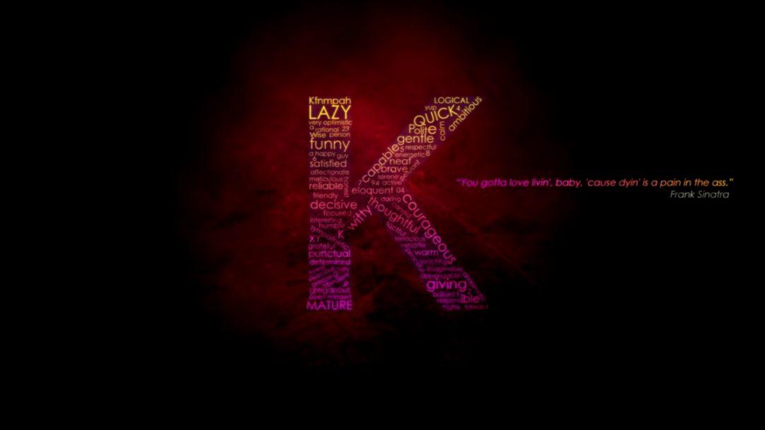 K Wallpaper by Kfnmp4h on DeviantArt