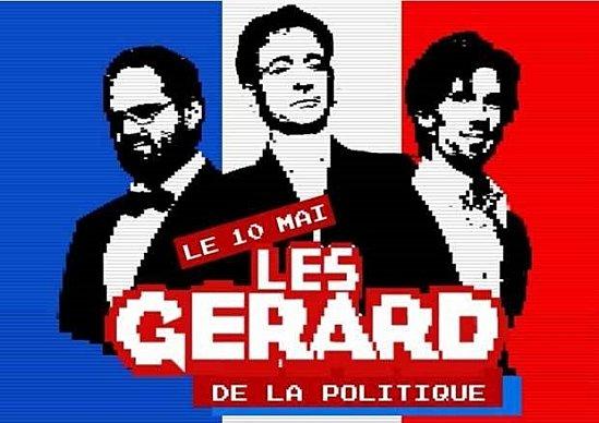 Résultats Gérard de la politique palmarès