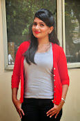 Angie James Telugu cinema Actress Photos-thumbnail-20