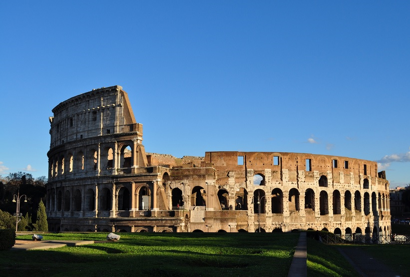 Eat, Pray, Love: Travel to Rome
