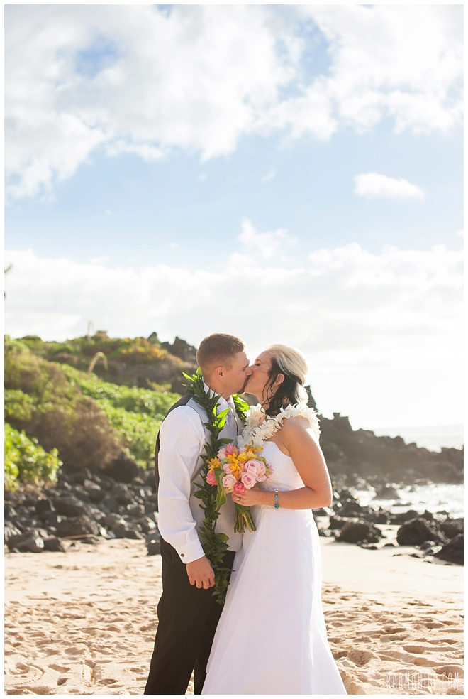 Wedding in Maui