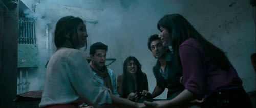 Watch Online First Look Of Horror Story (2013) Hindi Movie On Megavideo DVD Quality