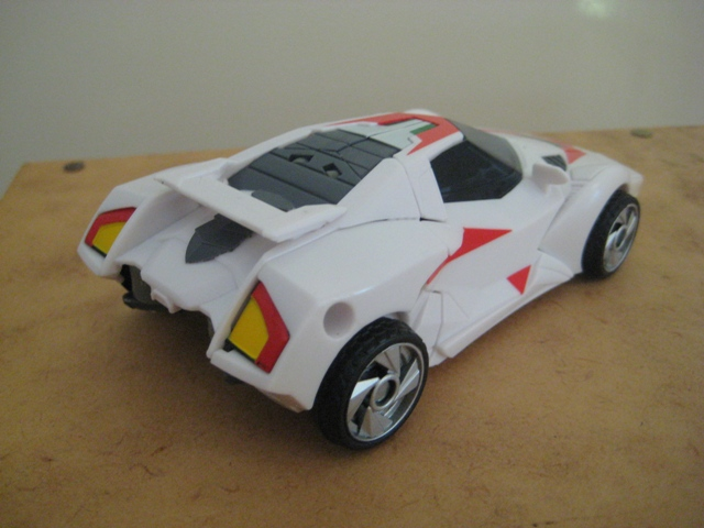 Transformers prime wheeljack car - photo#11