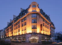 Passion Luxury Sofitel Paris Arc De Triomphe Hotel