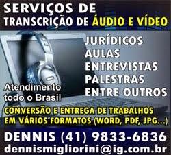 Serviços de Transcrição