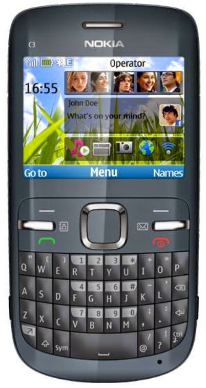 Nokia C3 Games Free Download - Mobile Phone Games