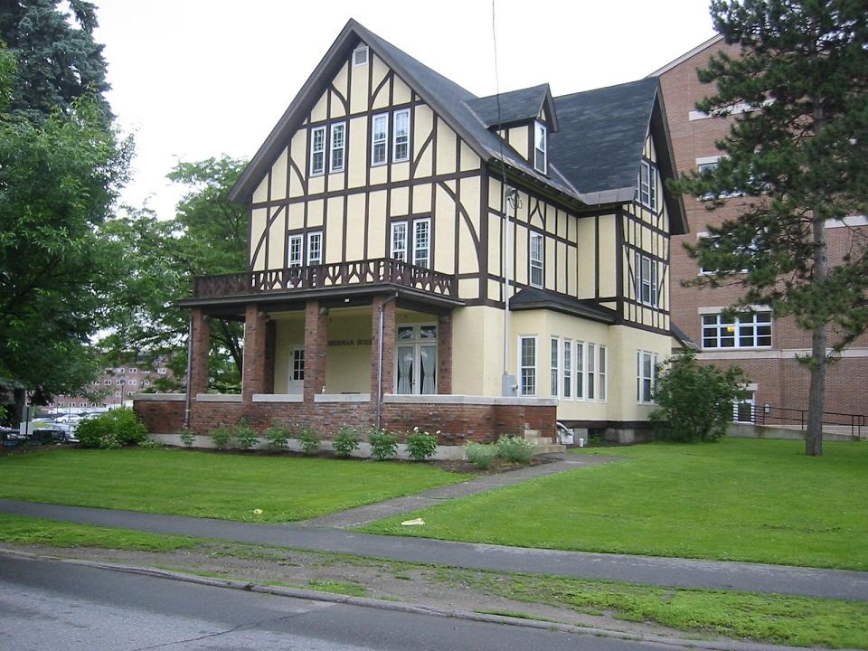 Fotos de fachadas de casas bonitas vote por sus fachadas for Casas americanas fachadas
