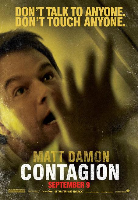 Koji film ste poslednji gledali? - Page 3 Contagion+2011+poster+-+Matt+Damon