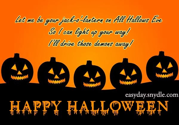 Hd Wallpapers Blog: Halloween Wishes Sayings