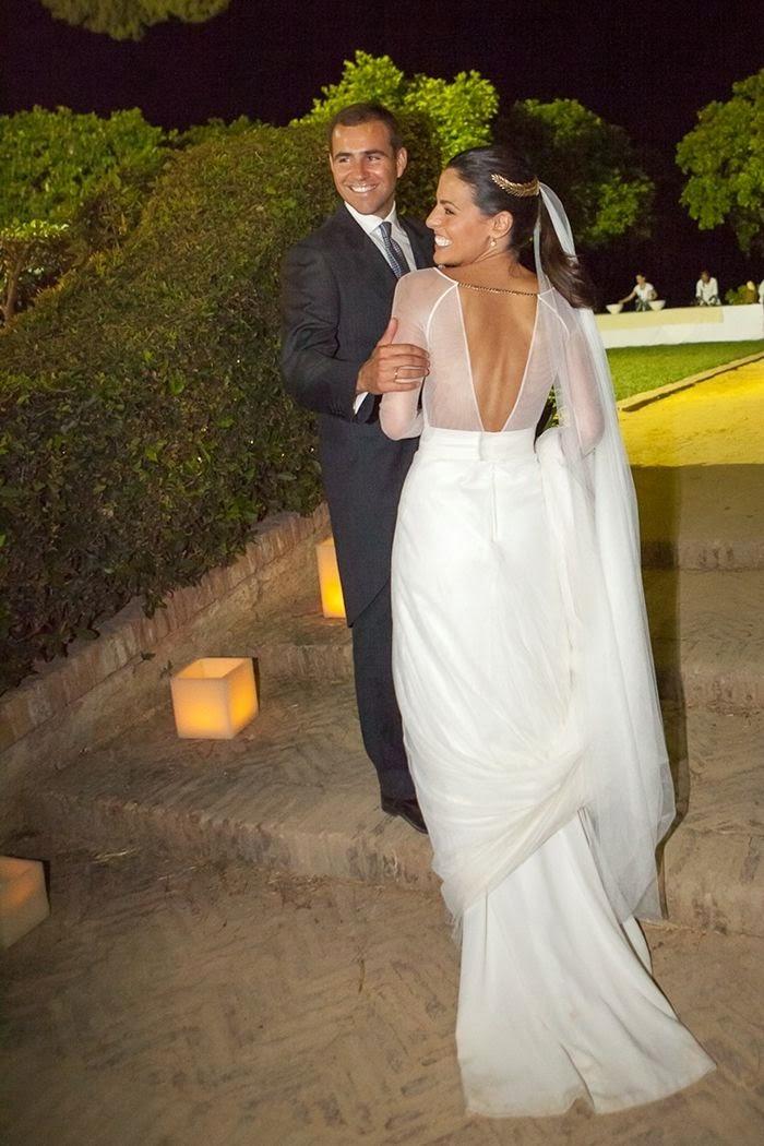 bodas colorín colorado -: - 15+1 vestidos de novias reales que no