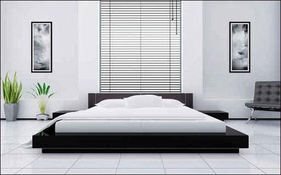 Une d coration de chambre coucher chic int rieur d cor for Decoration d une chambre a coucher