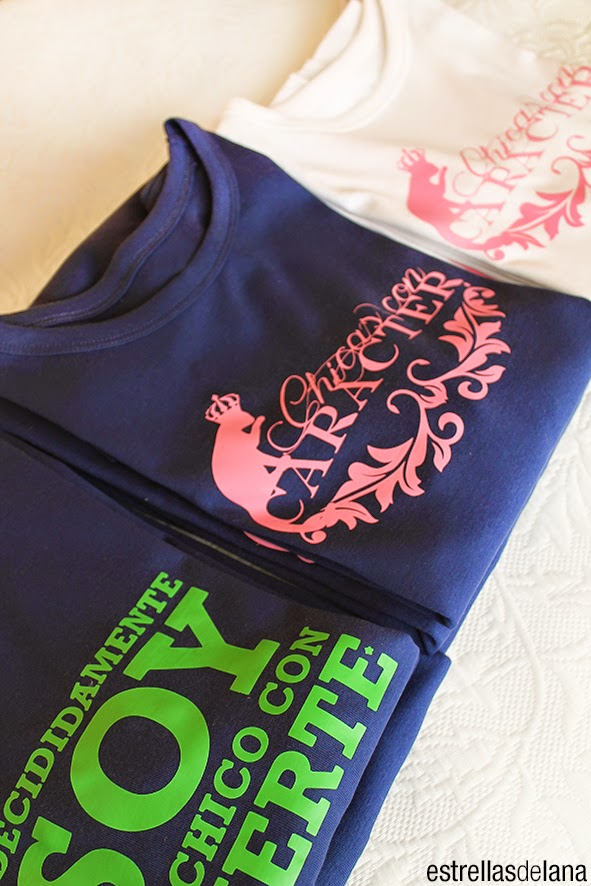 Estrellasdelana  Diseños de camisetas personalizadas… 3c7506baf0338