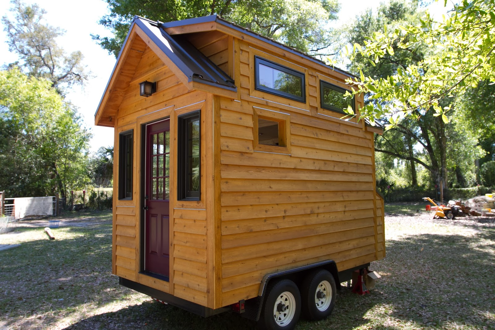 Tiny homes to make a big impact at the orlando home show marketplace events - The house on four wheels ...