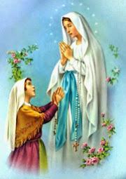 ♡ Santísima Virgen de Lourdes