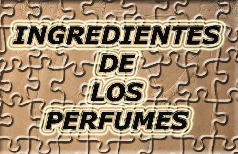 Ingredientes De La Perfumeria Perfumeria Barata Venta