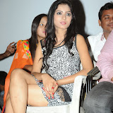Ruby Parihar Photos in Short Dress at Premalo ABC Movie Audio Launch Function 72