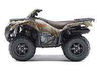 2013 Kawasaki Brute Force 650 4x4 ATV pictures 4