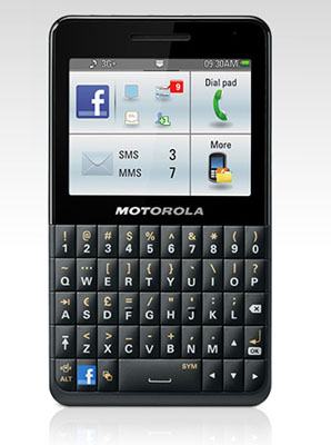 Motorola Motokey Social To Be Released In Canada