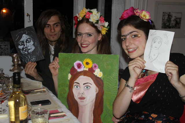 msmarmitelover's Frida Kahlo supperclub