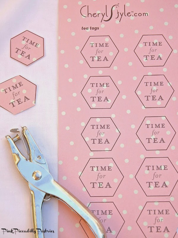 Pink Piccadilly Pastries How To Make Lemon Teabag Cookies