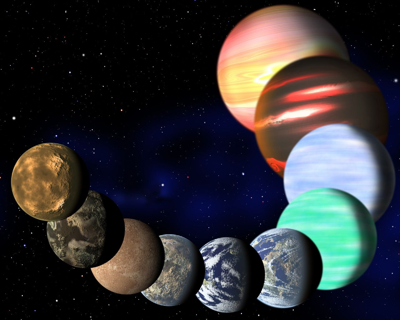 confirmed exoplanets - photo #16