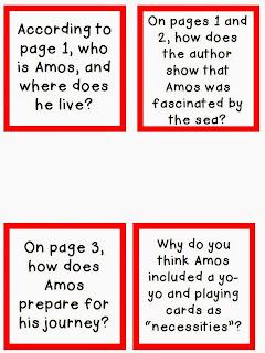 Amos and Boris (elementary) Book I abcteach.com | abcteach