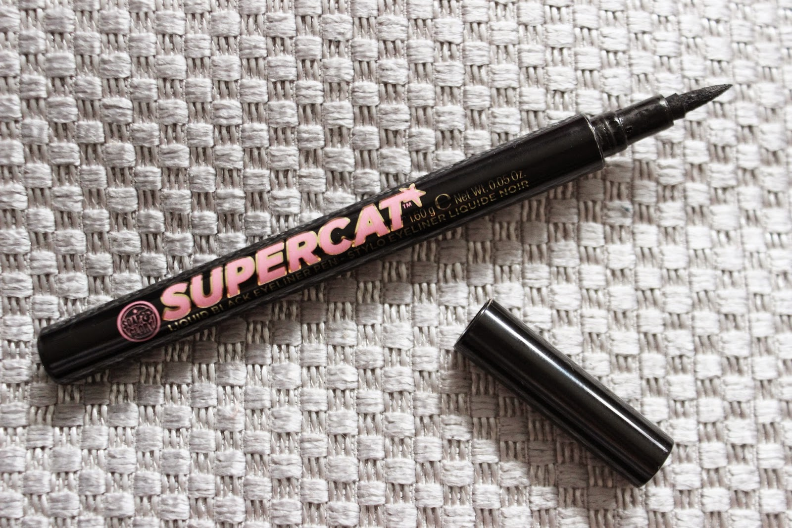 Soap & Glory Supercat Eyeliner Pen // Review