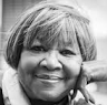 Singer & civil rights activist Mavis Staples in a Rolling Stone interview discussing Donald Trump
