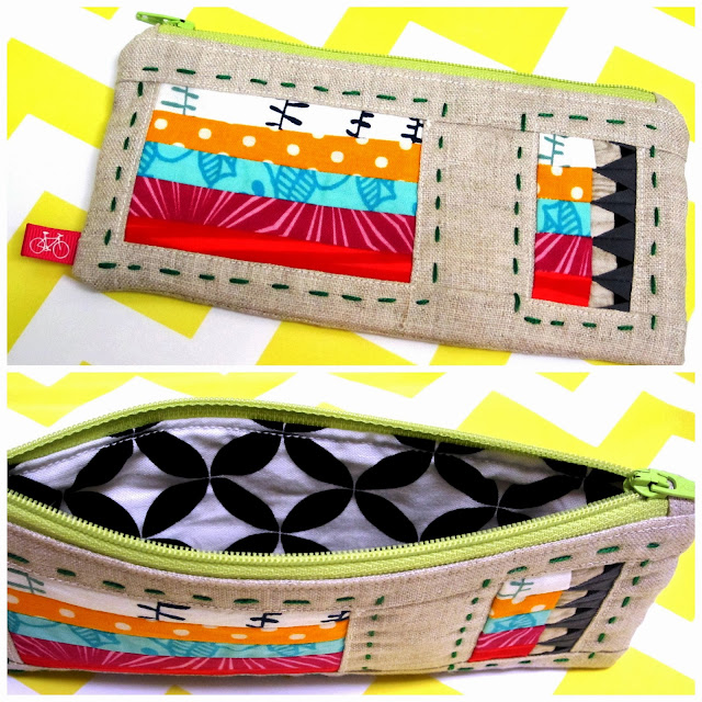 Zakka Along 2.0 Patchwork Please! - Pencil Case