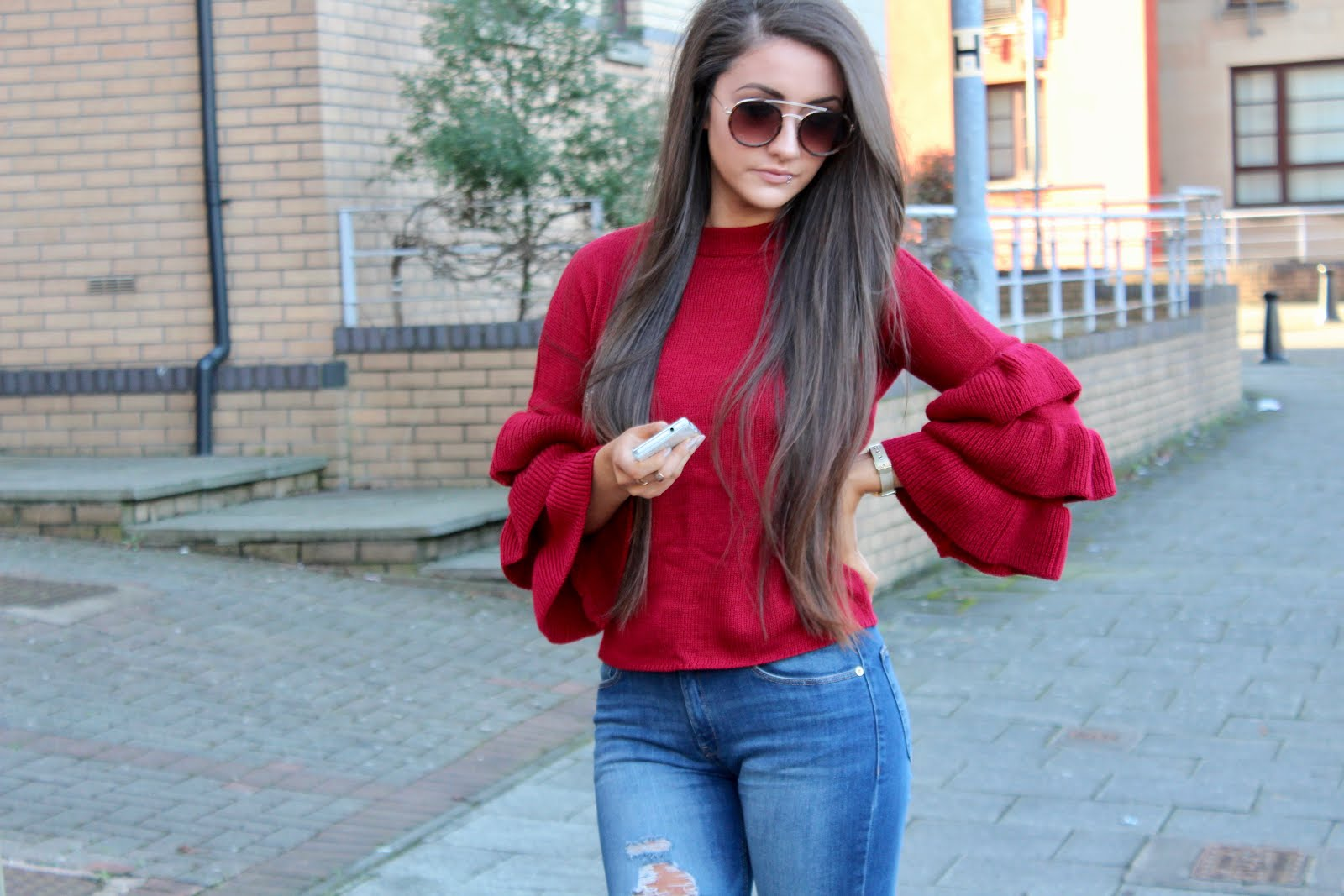 Buy Stylish look in winter picture trends