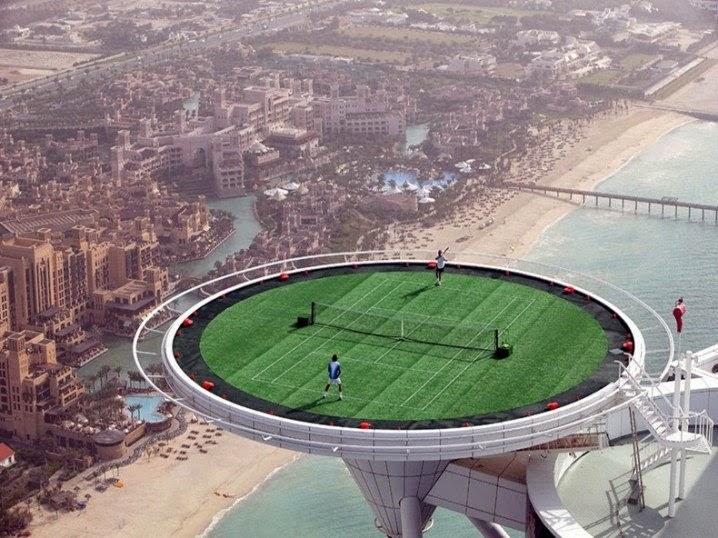 فندق 7 نجوم برج العرب، دبي