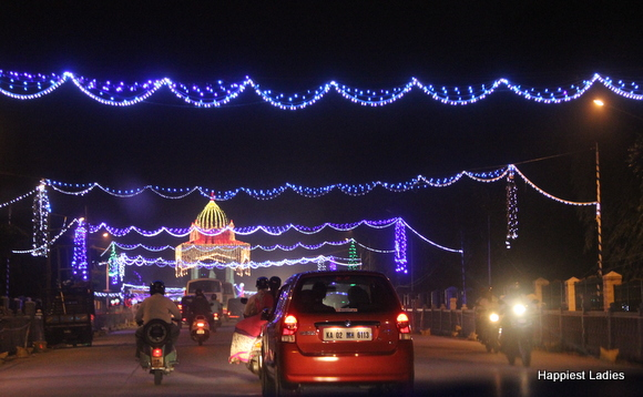 Dasara Street Lighting