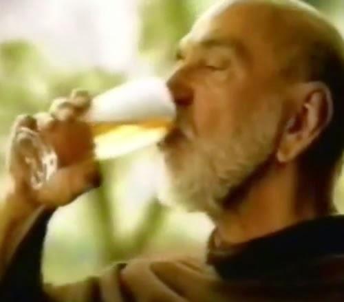 Campanha da Cerveja Antártica em 2002 com Lima Duarte: criativa e simples.