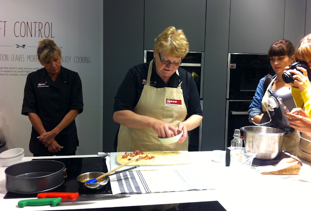 Neff, Baking masterclass