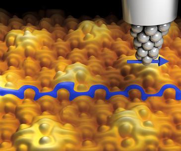 Un nuevo grafeno magnético puede revolucionar la electrónica