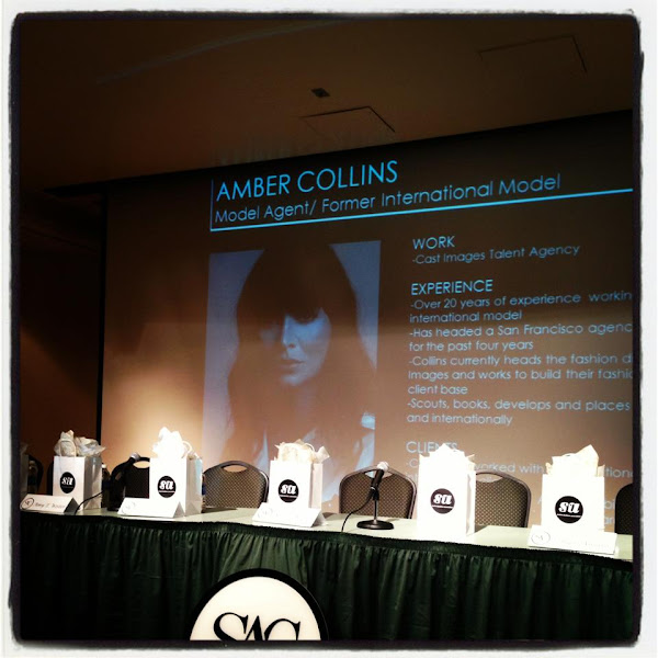 Amber Collins - Cast Images Model Agent - Sac Fashion Week
