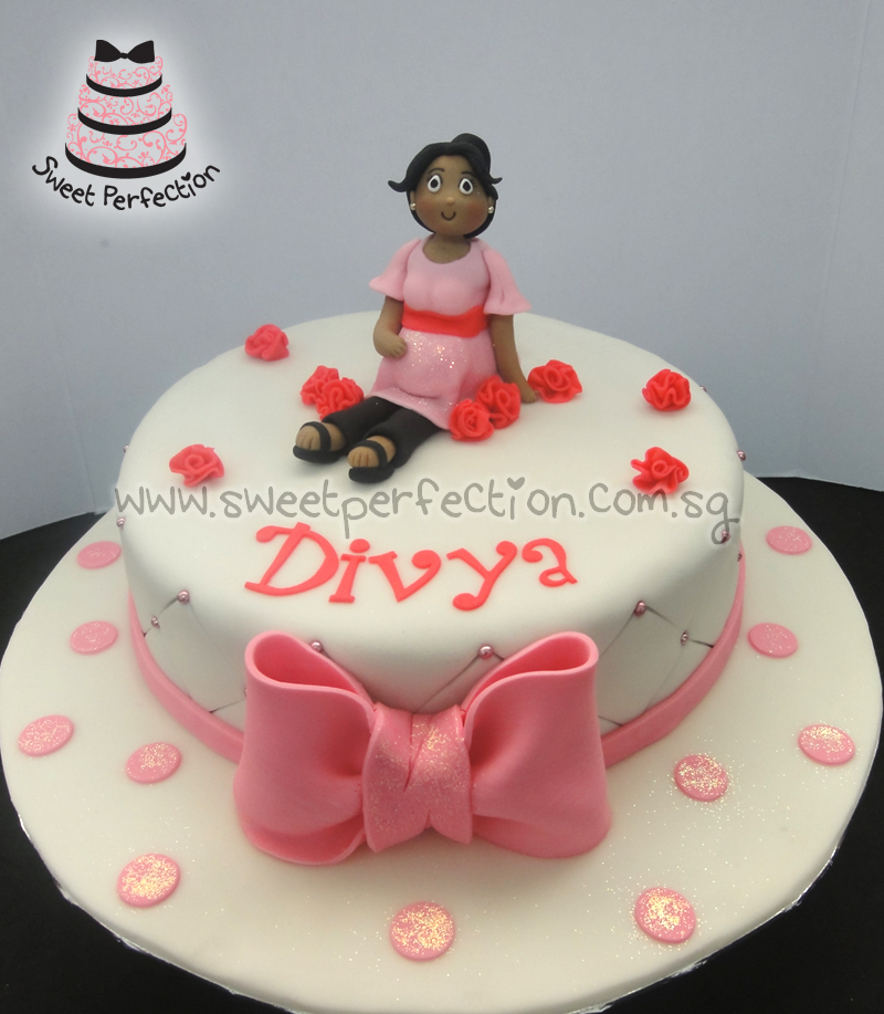 Images Of Birthday Cake With Name Divya : Sweet Perfection Cakes Gallery: Code PL01 - Customised ...