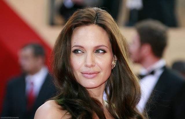 Angelina Jolie Latest Wallpapers