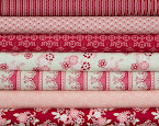 RASPBERRY PARLOUR Fabric Range