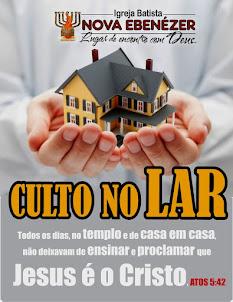CULTO NO LAR