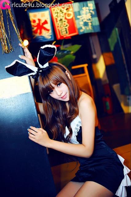 3 Wang Tingyu - Bunny-very cute asian girl-girlcute4u.blogspot.com