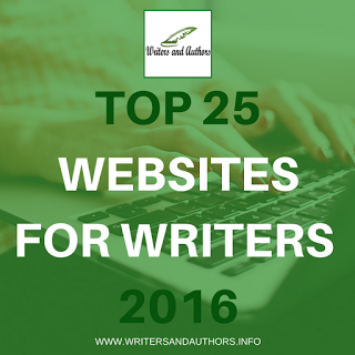 TOP 25 SITES FOR WRITERS