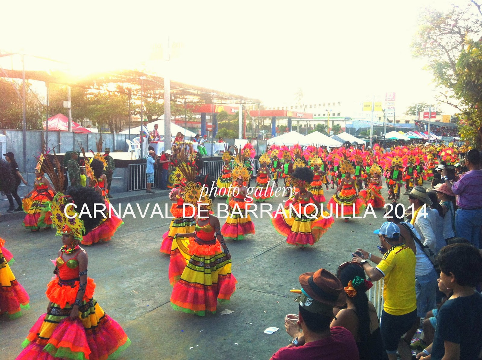 photo essay carnaval de barranquilla 2014 p s i m on my way dream come true the main purpose of my and extension in is to witness the beauty of the second biggest carnival in south america