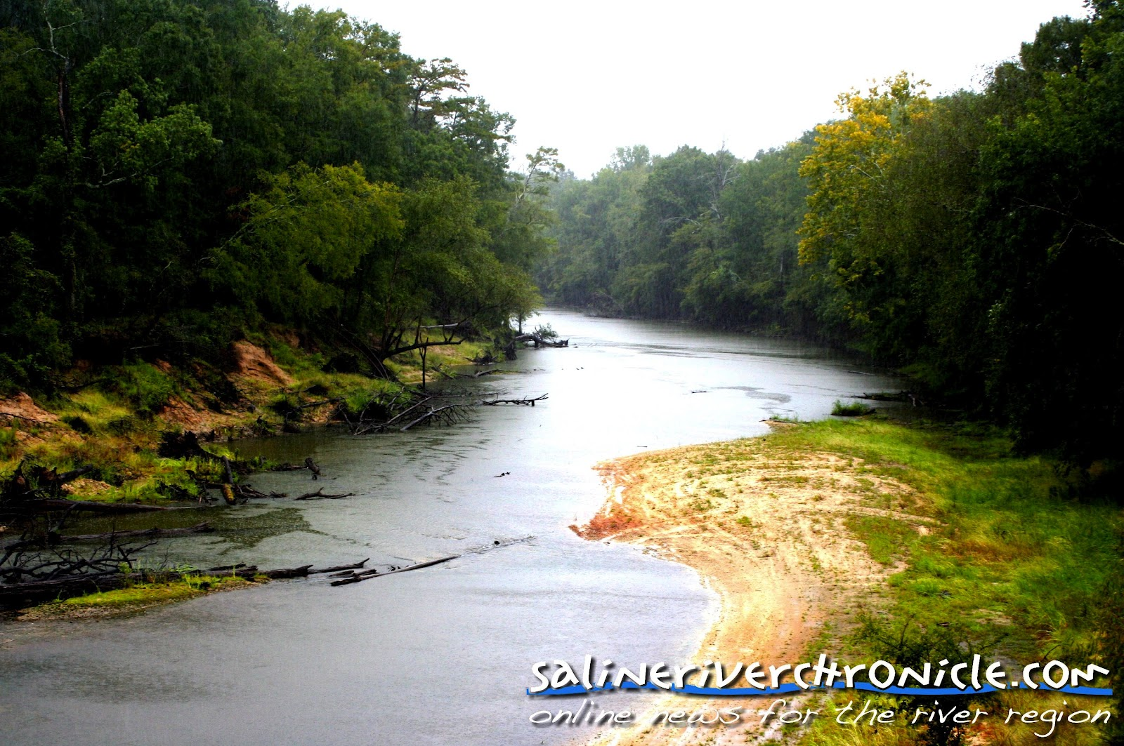 Saline River Chronicle News: More Rain Expected with Now Tropical