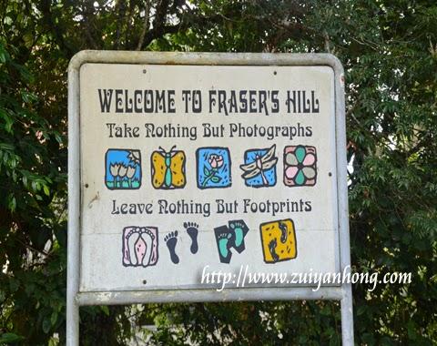 Fraser Hill