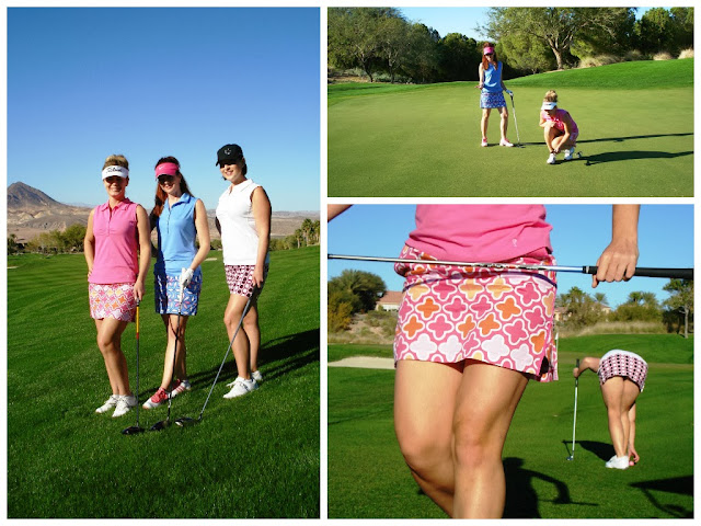 Gals who golf modern women 39 s golf clothing product for Name brand golf shirts