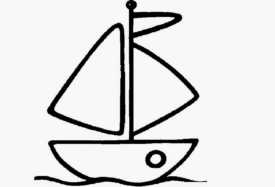 free boat coloring pages printable - photo#10