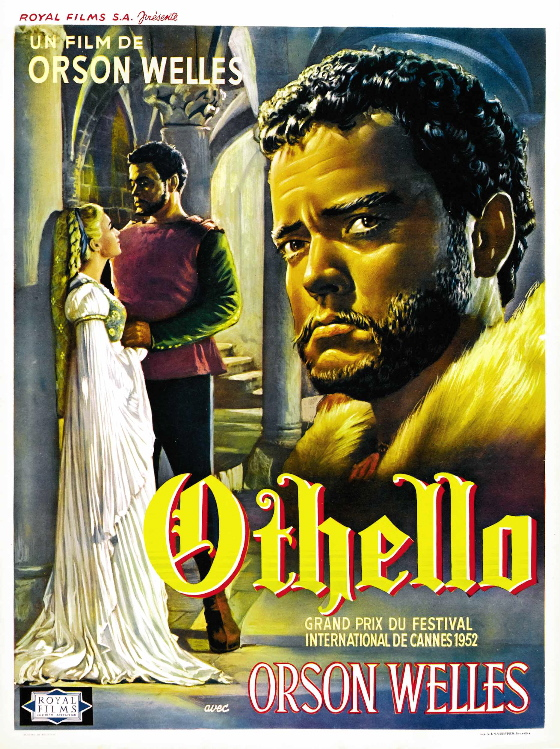orson welles othello criticism essays